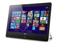 Acer Aspire Z3-600 21.5 inch Touchscreen All-in-One Desktop PC Intel celeron