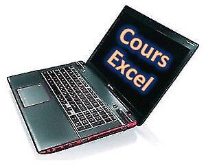 /Excel:/ Développer vos talents administratifs (3 niveaux), 130$