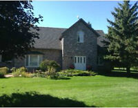 Gorgeous Waterfront Home only 10 Min from Canadian Tire Ctr!