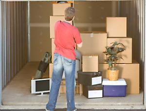 Entrepot - Espace de rangement - Storage place