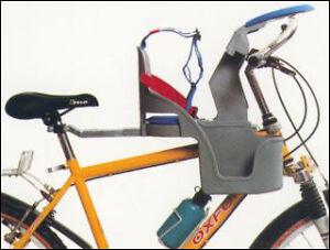 centric safe haven bike seat