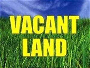 VACANT  7.97 ACRES  ON 77 HIGHWAY AND 4 th CONCESSION