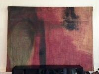 Painting by famous Spanish artist Jorge Galindo. GREAT DEAL- moving