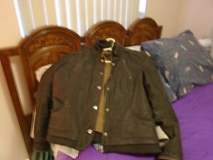 Danier leather jackets ( worn once )