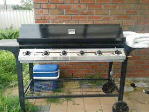 6 burner bbq grill Felixstow Norwood Area Preview