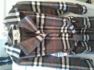 Woman's Authentic Burberry London Coat