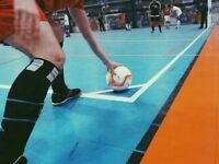 5 a-side Indoor Casual Futsal Sessions in Leeds City Centre - Fridays 6pm & Saturdays 9am