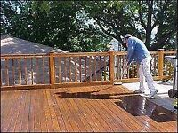 Fence & deck staining/sealing! 15% off! Best prices in town