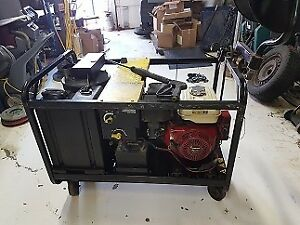 Refurbished hot water pressure washer Karcher HDS 1000 De