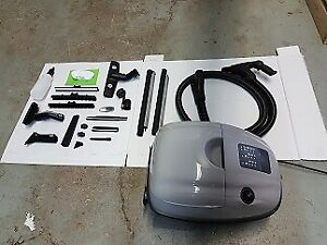 Steamworks NZ3000 commercial vacuum with steam cleaner