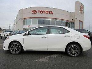 2014 Toyota Corolla S TECHNOLOGIE