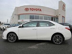 2014 Toyota Corolla S TECHNOLOGY