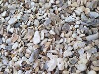 20 mm York cream garden and driveway chips/stones/gravel