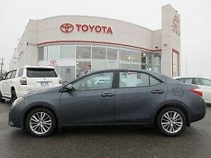 2014 Toyota Corolla LE MAG/ROOF