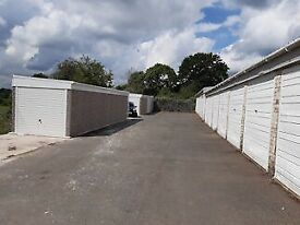 Small new Garage ideal for storage or motorcycle solihull lodge