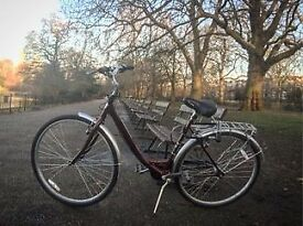 city hybrid bike in great condition