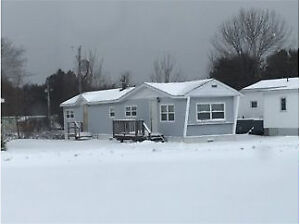 Completely renovated Mobile Home