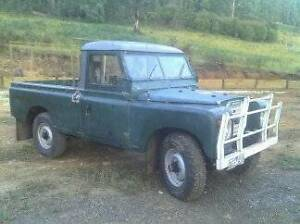 1970 Land Rover (4X4) Series2A Narbethong Murrindindi Area Preview