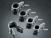 Kuryakyn Chrome Clamps