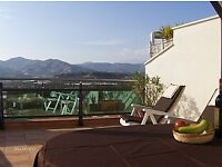 Luxury penthouse for rent Nerja. nearest airport Malaga