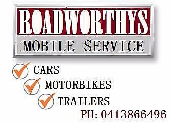 Glenn's Mobile Roadworthys