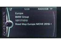 Latest 2018-1 Sat Nav Update For BMW NBT MOVE Navigation Map www latestsatnav co uk