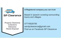 House and property clearances provided