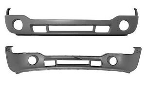 NEW 2003-07 GMC SIERRA LOWER FRONT BUMPER London Ontario image 9