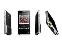 Sony NWZ-ZX1 128GB Walkman High Resolution Audio,Portable mp3 player,Hi-Res,Digital Media Player