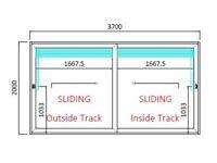 Aluminium Sliding Door - Reynaers CP130 Lift and Slide