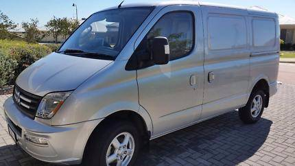 2013 LDV V80 SWB Silver  Van for sale Perth