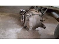 Lexus is200 open diff