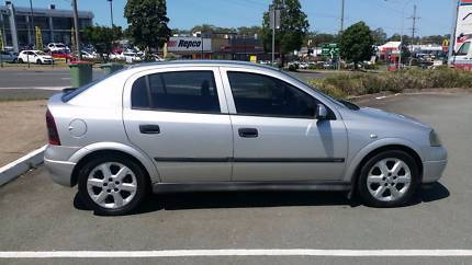 2001 Holden Astra Hatchback Olympic Edition Resore or Parts