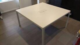 Ikea BEKANT meeting table/desk