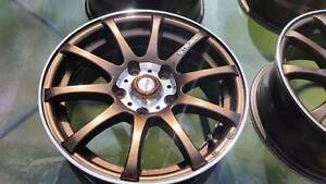 Speedy GTR Sports 16x7 Bronze wheels Osborne Park Stirling Area Preview