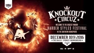 Knockout Tickets Strathfield Strathfield Area Preview