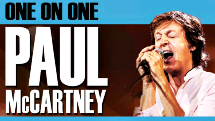 Paul McCartney Melbourne Concert Tickets December 5th