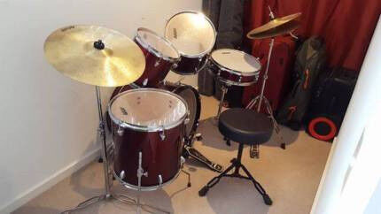 Ashton Juniors Drum Set for sale
