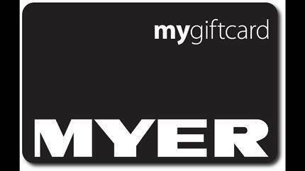 Myer gift card in victoria gumtree australia free local classifieds myer gift card on sale was 500 now its 475 negle Images