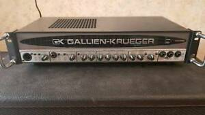Gallien Krueger 1001rb Mark 2 Bass Head - $800