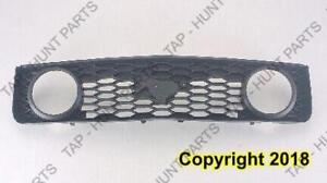 Grille With Fog Light Hole Gt Model Ford Mustang 2005-2009