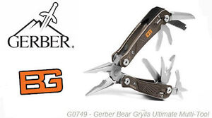 Gerber BEAR Ultimate Multi-Tool-NEUF-NEW - Étui originale inclu!