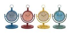 The Amazing Metal Desk Clock 4 Assorted
