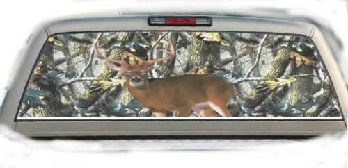 Rear Window Graphics Deer Ebay