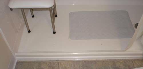 Water Stopper For Shower Floor