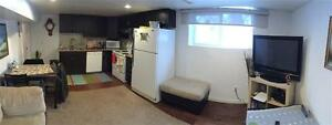 University Basement Suite ~ All Included ~ May (or April)
