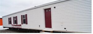 used 14' x 64' house trailer