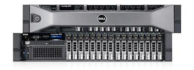 Dell P-Edge R720 SFF 16xBays/2x 8-Core I-Xeon E5-2660 2.2GHz/16GB/H710P/1x750W