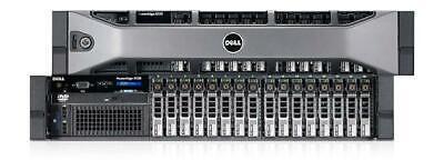 Dell P-Edge R720 SFF 16xBays/2x 8-Core I-Xeon E5-2680 2.7GHz/16GB/H710P/1x750W