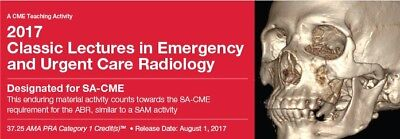 Classic Lectures In Emergency   Urgent Care Radiology 2017